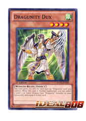 Dragunity Dux - SDDL-EN004 - Common - 1st Edition