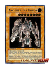 Ancient Gear Golem - Ultimate - TLM-EN006 (1st Edition) on Ideal808