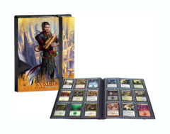 Magic the Gathering Dragon's Maze 9 Pocket Portfolio Album - Ral Zarek on Ideal808