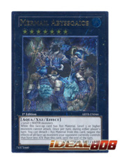 Mermail Abyssgaios - ABYR-EN046 - Ultimate Rare - 1st Edition