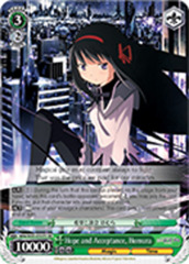 Hope and Acceptance, Homura [MM/W35-E107 SR] English