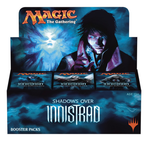 Shadows over Innistrad (SOI) Booster Box