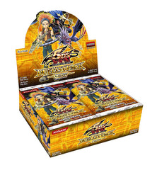 Duelist Pack Crow Booster Box (1st Edition)