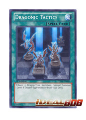 Dragonic Tactics - YSKR-EN040 - Common - 1st Edition