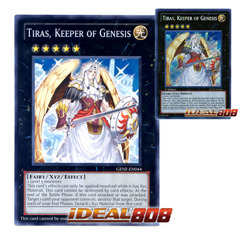 Tiras, Keeper of Genesis - Oversized - GENF-EN044 - In Stock & Ready to Ship! on Ideal808