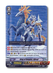 King of Knights, Alfred - Special Parallel (SP) - BT01/S01EN on Ideal808