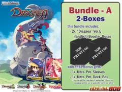 Weiss Schwarz DG Bundle (A) - Get x2 Disgaea Ver.E Booster Boxes + FREE Bonus * PRE-ORDER Ships Jun.24