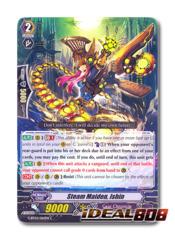 Steam Maiden, Ishin - G-BT02/062EN - C