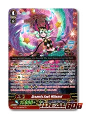 Dreamiy Axel, Milward - G-FC03/005 - GR