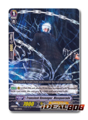 Transient Revenger, Masquerade - TD10/011EN - TD