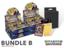 Yugioh Dragons of Legend: Unleashed Bundle (B) - Get x4 Booster Boxes + Bonus Items (See Description)