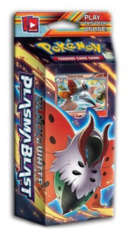 Pokemon Black & White: Plasma Blast Theme Deck Set - Solar Strike (Volcarona)