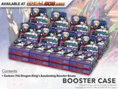 CFV-G-BT12 Dragon King's Awakening (English) Cardfight Vanguard G-Booster  Case [20 Boxes]