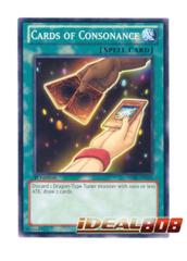 Cards of Consonance - SDBE-EN025 - Common - 1st