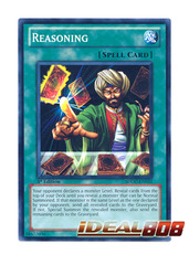 Reasoning - SDDC-EN031 - Common - 1st Edition