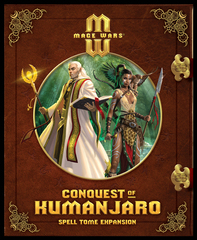 Mage Wars: Conquest of Humanjaro