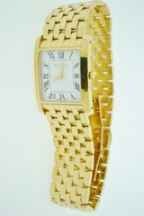Gold Tone Stainless Steel Wittnauer Water Resistant Watch