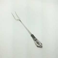 Wallace Rose Point Sterling Pickle/Olive Fork