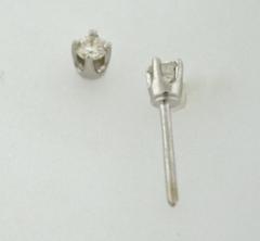 .10ct t.w. Round Brilliant-cut Diamond Studs
