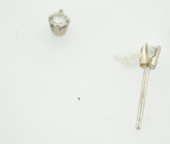 .15ct t.w. Round Brilliant-cut Diamond Studs