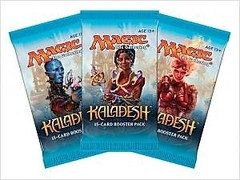 3x Kaladesh Booster Packs (Draft Set)