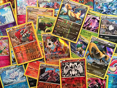 Pokemon Rare Grabbag - 20 Rare Pokemon Cards