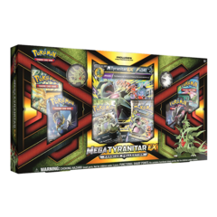 Mega Tyranitar Ex Premium Collection Box