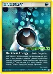 Darkness Energy - 86/106 - Holo Rare