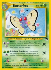 Butterfree - 9/18 - Promo