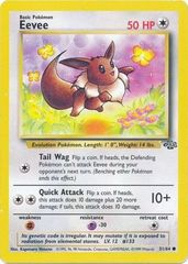 Eevee - 51/64 - Common - Unlimited Edition
