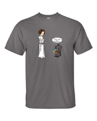 Dark Side Cookies T-Shirt