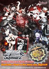 Weiss Schwarz Extra Booster Kantai Collection Abyssal Fleet - Booster Box 5/19