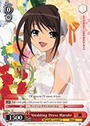Wedding Dress Haruhi - SY/W08-E108 PR