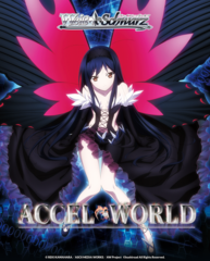 English Accel World Booster Box PreOrder
