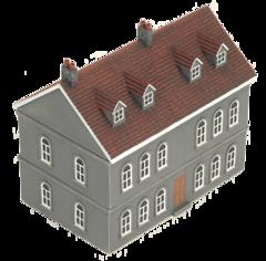 Estate House - Alt. Paint Scheme BB202-A