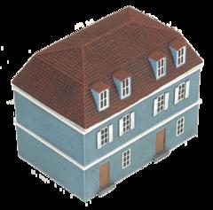 Terraced House - Alt. Paint Scheme BB173-A