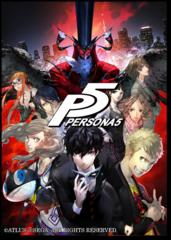 English Persona 5 Weiss Schwarz Booster Box x4 Preorder