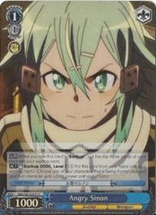 Angry Sinon - SAO/SE23-E31 - C - Foil