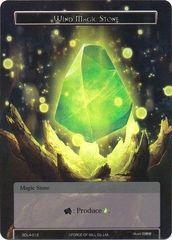 wind magic stone-foil