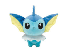 Pokemon Center Vaporeon Plushie