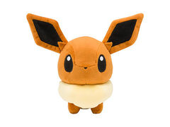 Pokemon Center Eevee Plushie