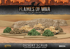 Battlefield in a Box: Desert Scrub (BB226)