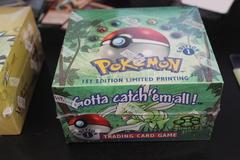 Jungle 1st Edition Booster Box