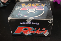 Team Rocket 1st Edition Booster Box