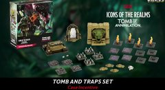 D&D Icons of the Realms - Tomb and Trap Set