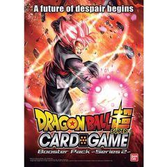 English Dragon Ball Super Card Game Series 2 Release Nov Preorder
