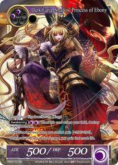 Dark Faria, Shadow Princess of Ebony - PR2015-035 - PR