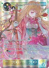 Alice, the Guardian of Dimensions - RL1602-1 - PR