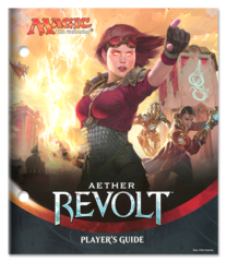 Aether Revolt Player's Guide