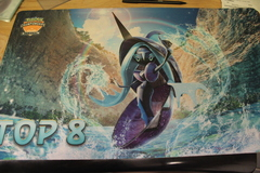 Pokemon Regional Top 8 Tapu Fini Playmat